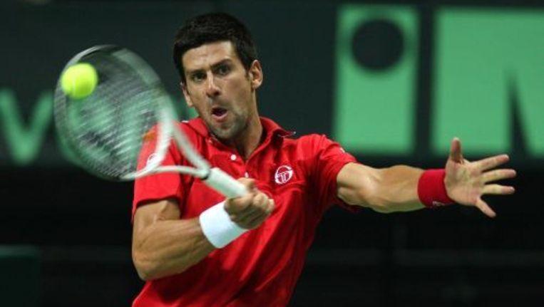 Novak Djokovic. Foto ANP Beeld