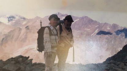 """Antwerps echtpaar verongelukt in Alpen: """"Gestorven terwijl hij zijn vrouw probeerde te redden"""""""
