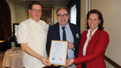 La Tourbière krijgt 'Smiley' voor hygiëne