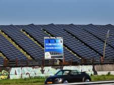 Vliegende start voor publiek mega-zonnepark aan de A15
