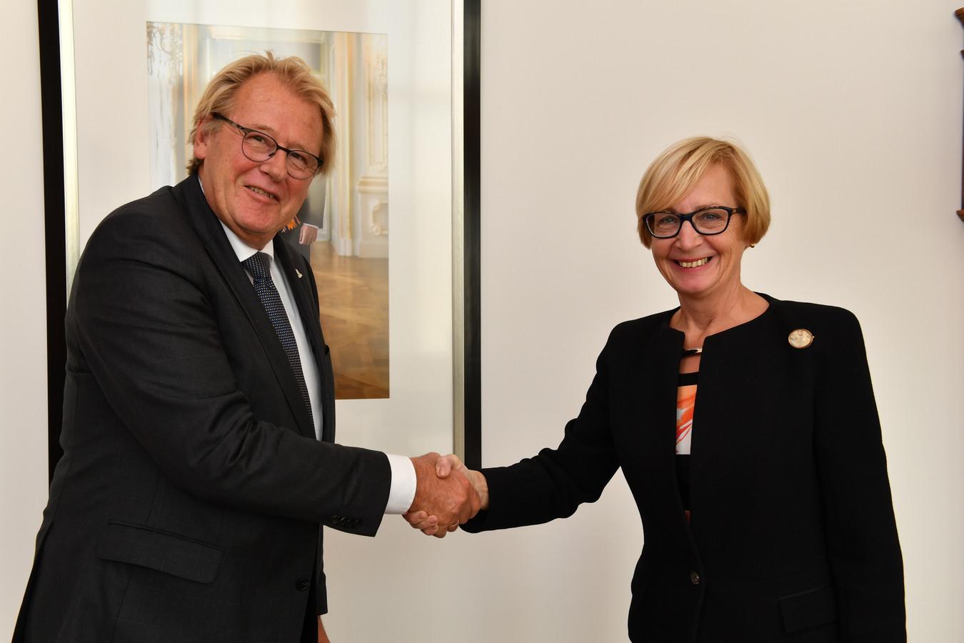 Jaap Smit en Agnes van Ardenne