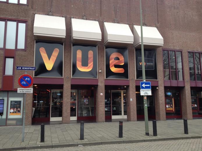 VUE aan de Jan Heijnstraat in Den Bosch gaat dicht voor een ingrijpende verbouwing