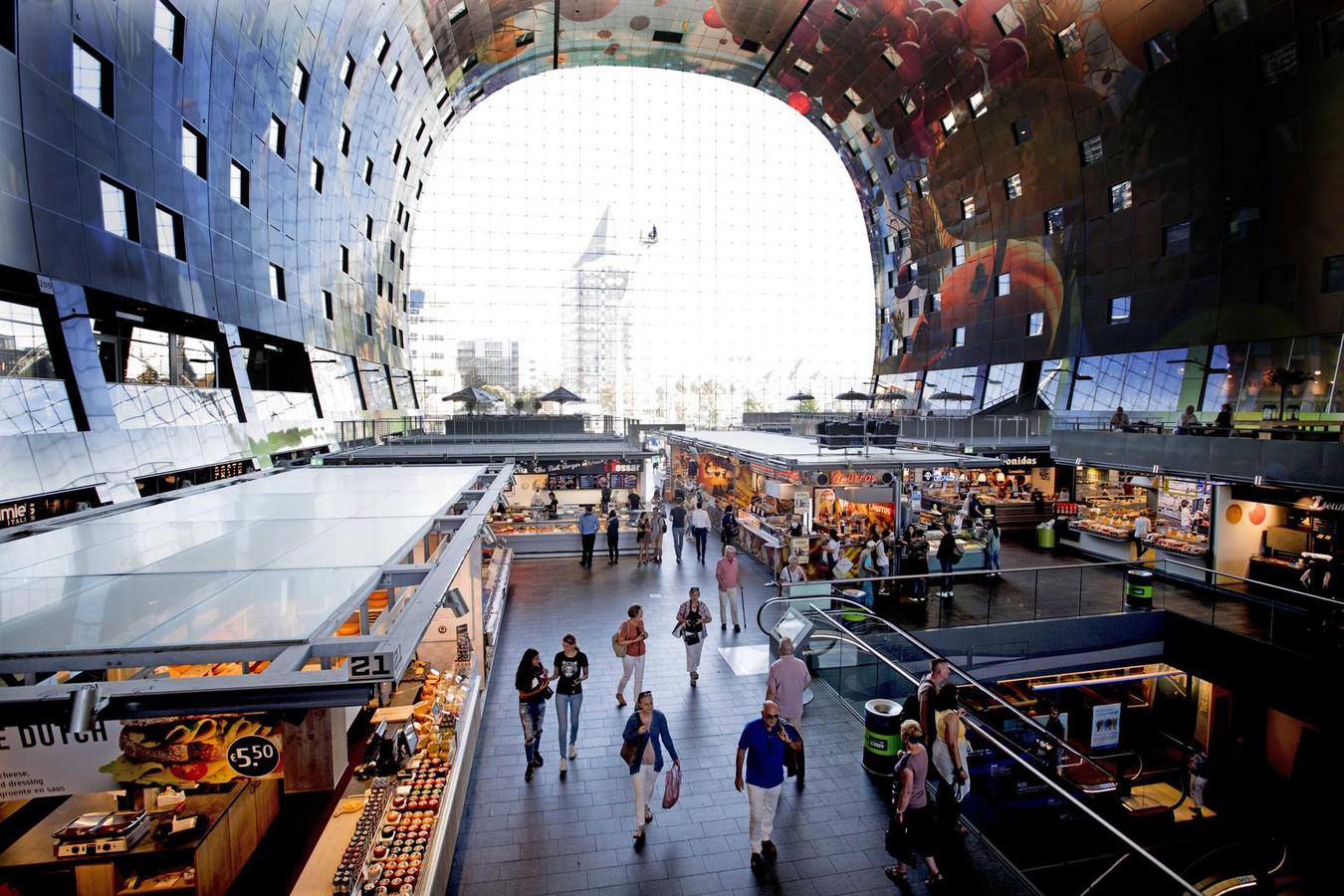 The Wall Street Journal tipt Rotterdam als coolste stad van Nederland.