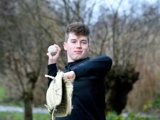 Sem (19) uit Woudenberg droomt van honkbal in Amerika: 'Ik wil binnen twee jaar op het hoogste niveau spelen'