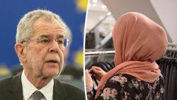 """Oostenrijkse president: """"Op een dag zullen alle vrouwen hoofddoek moeten dragen"""""""