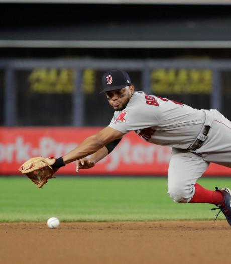 Bogaerts heeft met Red Sox eerste prijs al binnen