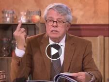 Burenruzie in Lienden mondt uit in bedreiging bij tv-rechter mr. Frank Visser