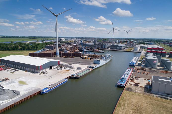 Windmolens zijn nu nog zeldzaam in Kampen. Dat zou rond 2035 anders moeten zijn, het jaar waarin de stad zegt volledig energieneutraal te willen zijn.