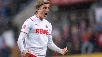 """Bornauw drukt meteen stempel in Bundesliga: """"Eer om vergeleken te worden met Van Buyten"""""""