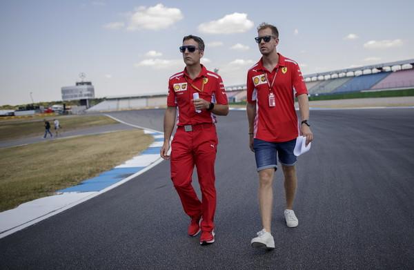 Hoe goed Sebastian Vettel ook is, Duitsland is **Formule 1-moe**