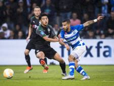 De Graafschap oefent tegen reserves FC Groningen