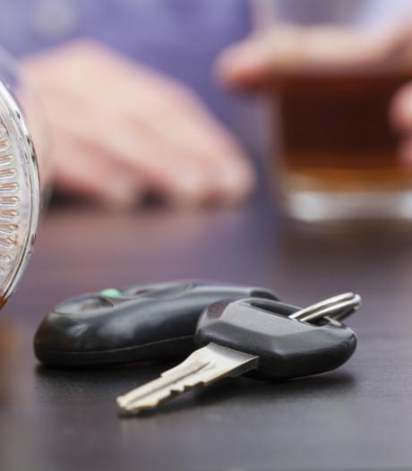 Man uit Schijndel onder invloed van alcohol achter het stuur in bijzijn van twee kinderen