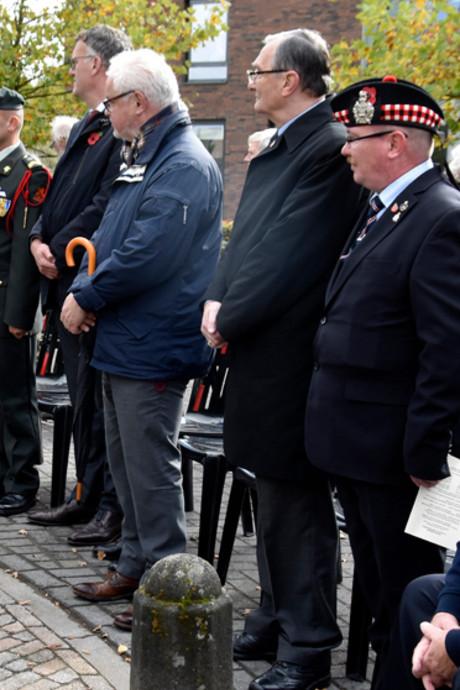 Moergestel herdenkt bevrijding: 'Niet alle Duitsers waren nazi's'
