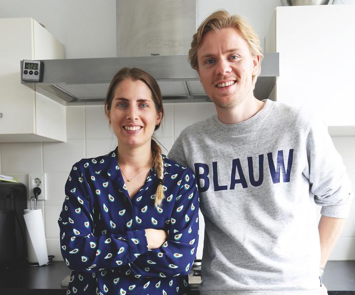 Sofie en Jorrit van Lekker & Simpel