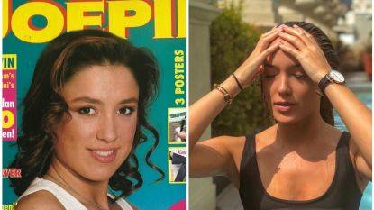 SHOWBITS. Lisa van 'Temptation' werkt hard aan haar lichaam en Natalia blikt terug op haar eerste Joepie-cover