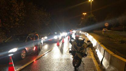 Weekendcontroles politie Gent: 6 bestuurders onder invloed van drugs, 8 hadden glaasje teveel op