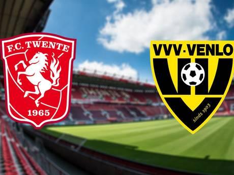 LIVE: FC Twente op jacht naar eerste punten tegen VVV