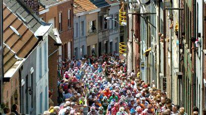 Tourrit door België niets voor Belgen