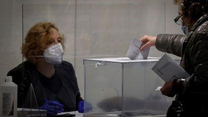 Regionale verkiezingen in noorden van Spanje overschaduwd door coronavirus