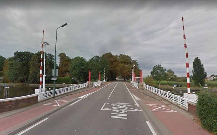 Cronenbergherbrug in Loenen aan de Vecht.