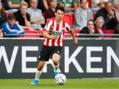 Lozano trekt voor een recordbedrag van PSV naar Napoli