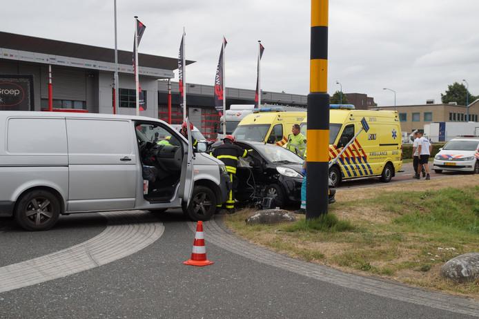 Ongeval Waalwijk