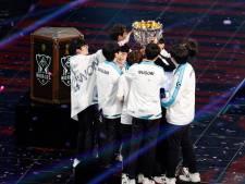 3,8 miljoen mensen zagen Zuid-Korea wereldkampioen League of Legends worden