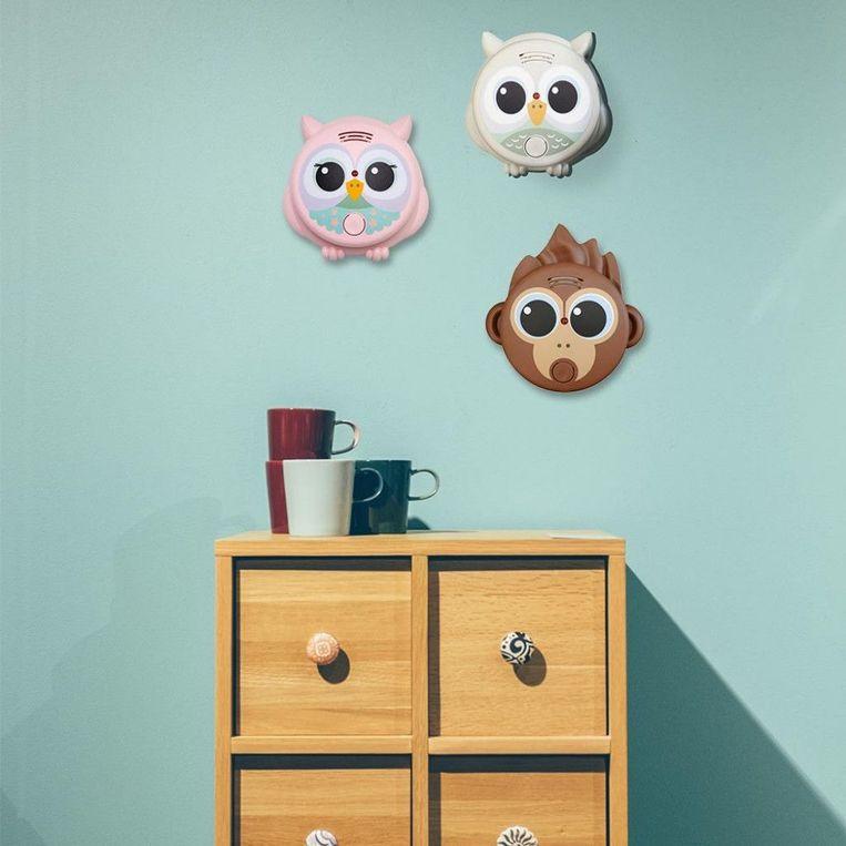 Gustad, Owl en Rosie
