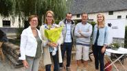 Luc en Ann van zorgboerderij Herendaelhof in de bloemetjes gezet