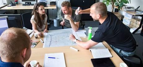 Vijftien ontwerpers brainstormen over het gebied De Egyptische Poort in Bladel