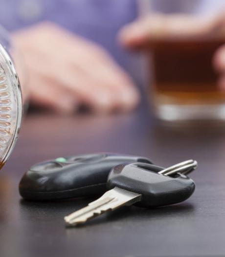 18-jarige Oldenzaler is rijbewijs na paar dagen alweer kwijt
