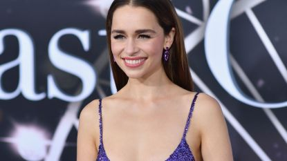 Emilia Clarke is Cliniques eerste ambassadrice