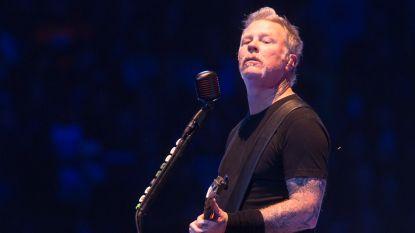 Bosbranden Californië: Metallica doneert 100.000 dollar voor slachtoffers