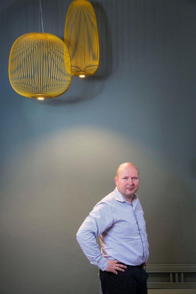 Advocaat Göran Sluiter Beeld Werry Crone