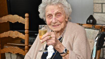 Oudste inwoner van Roeselare Camilla Vanwaeyenberghe (103) overleden