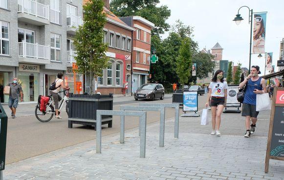 De Bergstraat in Heist-op-den-Berg