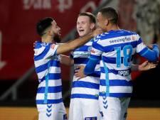 De Graafschap stuit in KNVB-beker op PSV, Vitesse naar Willem II en NEC vrijgeloot