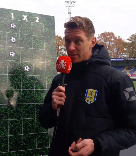 De voorspellingen van Robert Braber (RKC Waalwijk): 'Ben geschrokken van Helmond Sport'