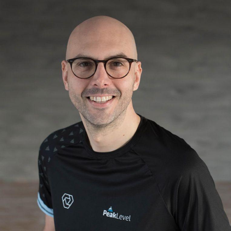Mental & performance coach Jeroen Keymolen