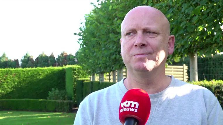 Frank Eeckhout van het Anderlecht Fanboard, het overkoepelende supportersorgaan van paars-wit.