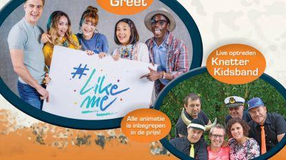 Kinderfestival voor Vosselaarse jeugd