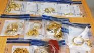 122 namaakjuwelen in beslag genomen bij juweliers aan Centraal Station