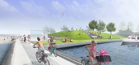 Strandeiland Harderwijk wordt vernieuwd