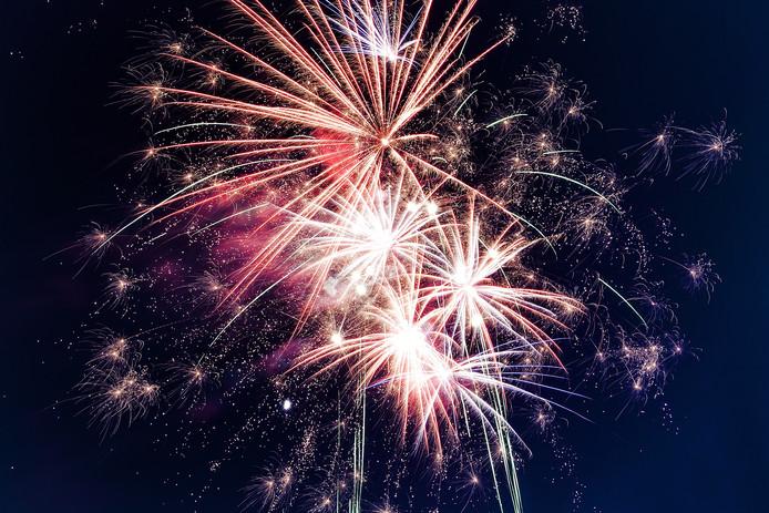 Een eventuele vuurwerkshow in Vlaardingen zal pas op zijn vroegst in 2021 plaatsvinden.