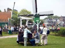 Zaanstad wil heffing invoeren voor attracties op Zaanse Schans