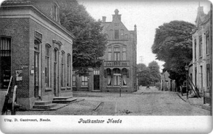 Het oude postkantoor van Neede