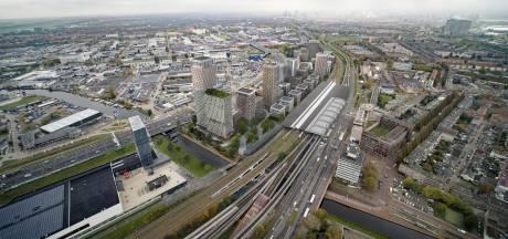 NS wil onderzoek naar effecten van woningbouw op Schieveste voor station Schiedam Centrum