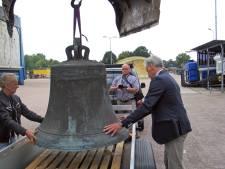 Herstel door Duitsers geroofde Staphorster bronzen luidklok