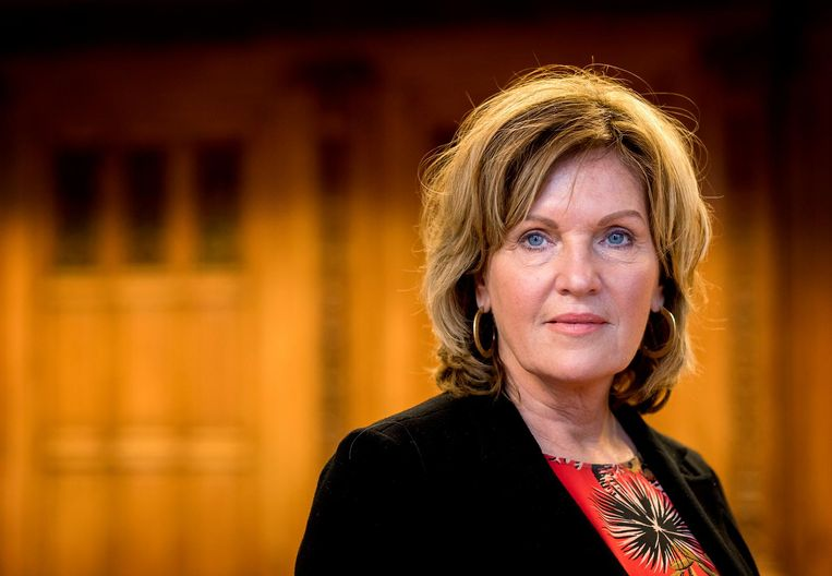 Pia Dijkstra Beeld ANP