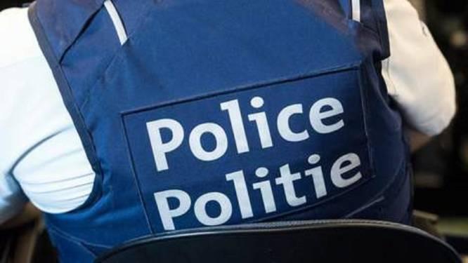 Politie legt gangbang in Brussel stil